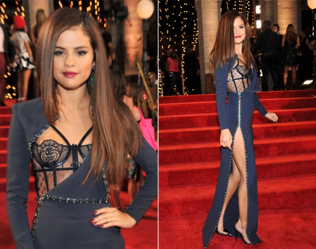 Thank goodness for Selena! Edgy but still age appropriate. Please don't change!!