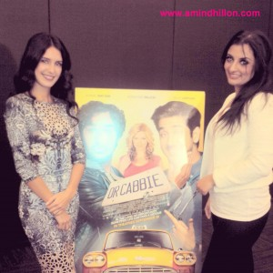 With Isabelle Kaif