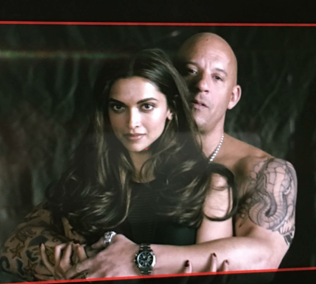 What do you think of Deepika being cast opposite of Vin Diesel?