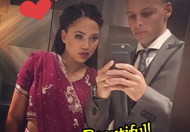 When ayesha curry went bollywood amin dhillon when ayesha curry junglespirit Gallery