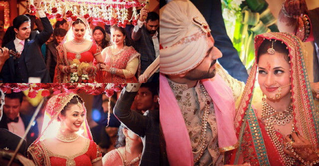 Divyanka Tripathi Mehndi Ceremony : The beautiful photos from divyanka tripathi and vivek dahiya s