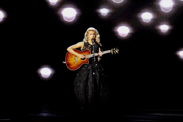 Tori Kelly...amazing!