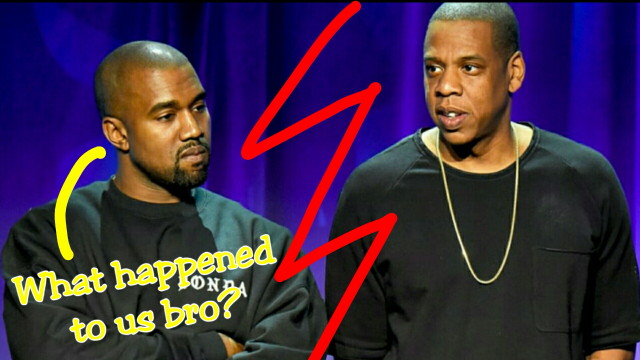 Kanye west rants against jay z heres why the friendship is over kanye west rants against jay z malvernweather Gallery