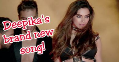 Deepika Padukone Sizzles in New Song!