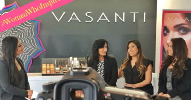 In Conversation with…VASANTI COSMETICS | Meet The Founders | #WomenWhoInspire