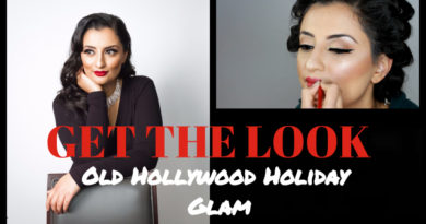 GET THE LOOK: MARILYN MONROE's OLD HOLLYWOOD GLAM | TUTORIAL