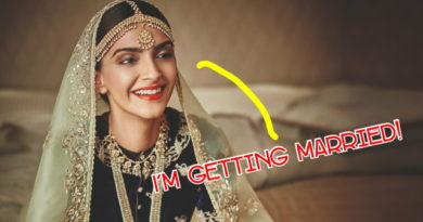 Sonam Kapoor Is Getting Married!