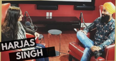 Podcast: In Conversation with…HARJAS SINGH!