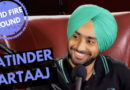 Satinder Sartaaj Plays The Rapid Fire Round!  | Exclusive Interview