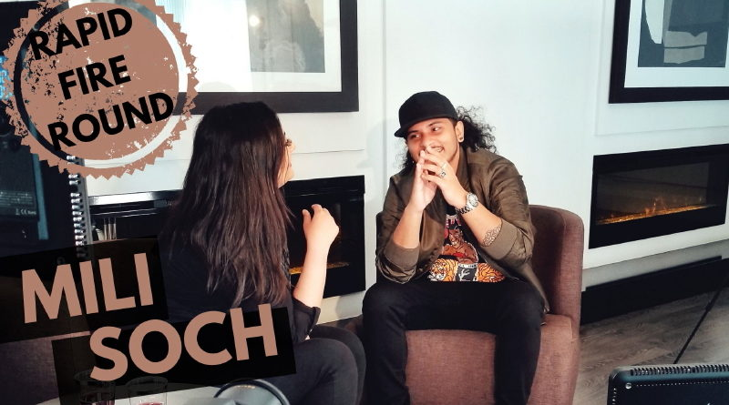 Mili Soch Plays The Rapid Fire Round!  | Exclusive Interview