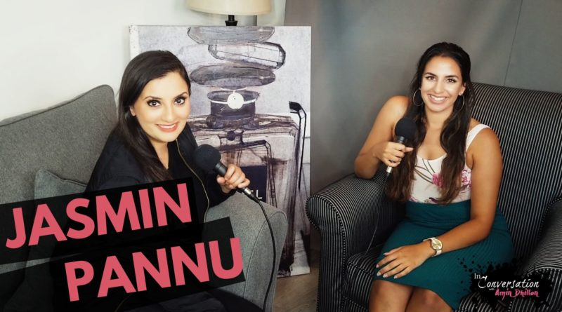 Podcast: In Conversation with… Art Entrepreneur JASMIN PANNU | Exclusive Interview