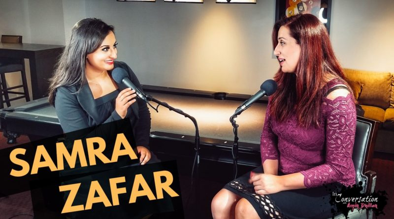 Podcast: In Conversation with Samra Zafar | From Child Bride to Best Selling Author