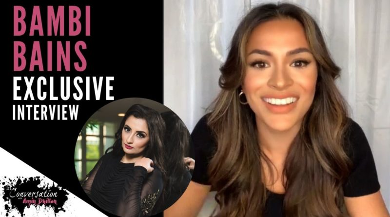 BAMBI BAINS on PBN, Punjabi Music, Oh Na Na, and Her Love Life! | Exclusive Interview | Ep. 31