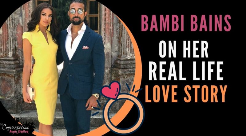 Bambi Bain on Her Real Life LOVE Story and How She Met Her Fiance | Exclusive Interview