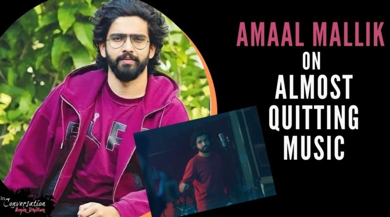 "Amaal Mallik on Almost Quitting Music After Salman Khan's ""Jai Ho"" to Work at Petro Station"