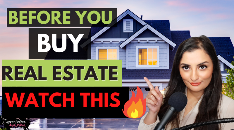 Do Not Buy Toronto Real Estate in 2021 Until You Watch This! | How to Make Money from a Pro Ep 45