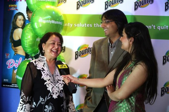Host of Bounty's Bollywood Movie Night-Presented by Bounty Paper Towels