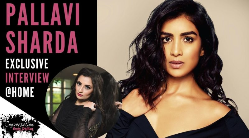 Pallavi Sharda Interview | On Making It in Bollywood, Besharam, and Her Big Hollywood Plans Ep. 44